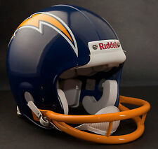 CHARLIE JOINER Edition SAN DIEGO CHARGERS Riddell AUTHENTIC Football Helmet