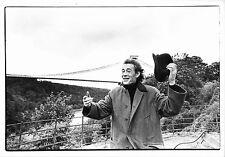Photo originale Peter O'Toole 1983 chapeau