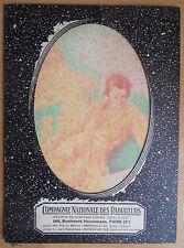 Catalogue compagnie nationale radiateurs , chaudière , fourneau , 1933 ( ref 1 )