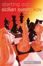 Starting Out Sicilian Sveshnikov, by Cox New Chess Book