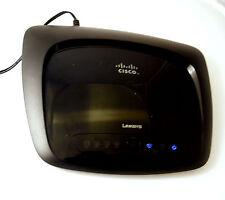 Linksys WRT110 4-Port 10/100 Wireless B/G Router