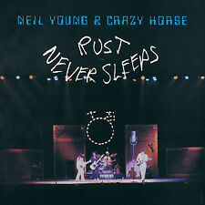 Neil Young - Rust Never Sleeps NEW SEALED LP - Powderfinger - My My Hey Hey
