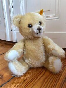 Original Steiff Classic Teddybär - Brumm-Stimme - 011788 - blond 38cm