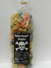 2x 250g bunte Motiv-Nudeln,Totenkopf,Pirat,Kinder-Geburtstag,Pasta,Party,