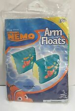 NEW Disney PIXAR Finding Nemo BIG TIME SPLASH Training Swimming Arm Floats Aqua