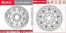 Disque de frein Avant TRW Lucas Ducati M 1000 Monster i.e., S i.e., Dark 03-06