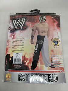 WWE Rey Mysterio Mask Bodysuit Costume