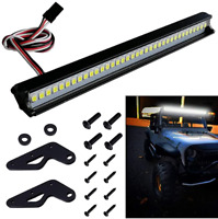 RC Light Bar Roof LED Lamp Kit for Traxxas Slash Trx4 Axial SCX10 Tamiya Gift