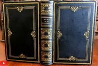 Book of Passions 1839 James & Heath 16 steel engravings beautiful gilt leather