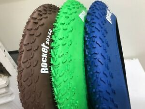 """20""""x4"""" Rocker Color Fat Tires (Stand Out From D Crowd)"""