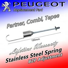 Peugeot Partner Load Sensing Proportioning Valve Compensator Link Spring