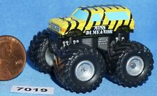 MICRO MACHINES MISS DLMEANOR FORD BRONCO MONSTER TRUCK Vintage Galoob