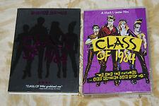 Class of 1984 - OOP R1 Anchor Bay DVD - Perry King Michael J. Fox Tom Holland