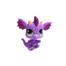 Littlest Pet Shop Animal Purple Dragon Fairies Figure Child Doll Child Toy