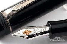 Conway Stewart Churchill Negro Marlborough estilográfica vintage #011/300