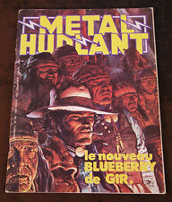 "METAL HURLANT N°38 ""SPECIAL BLUEBERRY"" - FEVRIER 1979 - TBE"