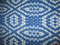 HANDWOVEN WALL HANGING - COVERLET.. GREAT COLOR & DESIGN