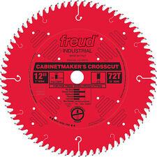 12'' x 72T Freud® Industrial Cabinetmaker's Crosscut Blade (LU73R012)