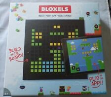 BLOXELS:  Build Your Own Video Game Starter Kit Complete by Mattel Ages 8+