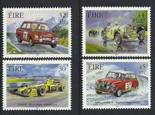 IRELAND 2001 IRISH MOTORSPORT SET OF 4 UNMOUNTED MINT, MNH