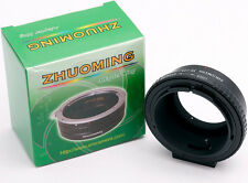 Adapter Ring for Canon FD  Lens to FUJI FX Mount Camera Adapter (FD-FX)