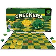 John Deere Checkers Game, Tractor Board Game