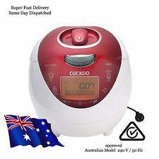 CUCKOO CRP-N0681F (6 Cups) Pressure Rice Cooker