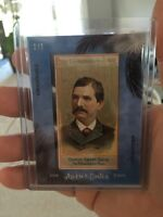 2018 TOPPS ALLEN & GINTER ORIGINALS 1/1 (Charles Emory Smith - 1887)