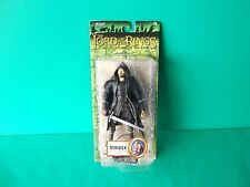 "Lord of the Rings Fellowship of the Ring Strider 7""in Figure w/Sword Slashing"