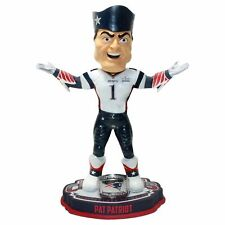 Pat Patriot New England Patriots Super Bowl LIII Champions Bobblehead NFL