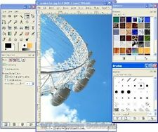 Pro Image Editing Adobe PSD Photoshop Cs6 Compatible Software