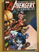 Avengers Disassembled excellent condition Brian Michael Bendis