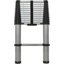 Sealey ATL13 Aluminium Telescopic Ladder 13-tread En 131