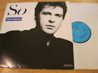 LP Peter Gabriel SO Mercy Street  Vinyl Amiga DDR 8 56 353