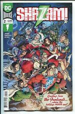 SHAZAM #2 - DALE EAGLESHAM MAIN COVER - DC COMICS/2019