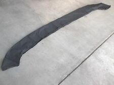 "80"" wide BIMINI TOP BOOT COVER BAG SOCK MARINE BOAT shade canopy 73 74 75 76 77"