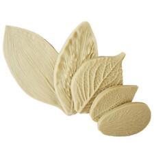 Silikon Blütenblatt 3D Fondant Kuchen Schimmel Candy Dekor Schokolade Backform