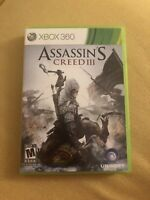 Assasin's Creed III Xbox 360