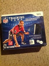 Used Wii NFL Training Camp Missing Green Resistance Band.  See Photos.