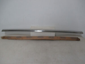 Mopar NOS 1958 Custom Royal, DeSoto, Windsor, Upper Windshield Molding 1834113