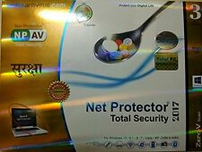 Net Protector Total Security 2017 3yr 1pc