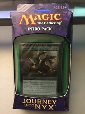 The Wilds and the Deep - Journey into Nyx Intro Pack Deck ENGLISH New