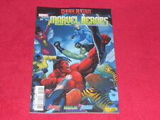 MARVEL HEROES (v2) 24 DARK REIGN PANINI COMICS TRES BON ETAT