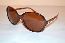 New $220 Ralph Lauren RL 8054 5134/73 Antique Tortoise Round Sunglasses