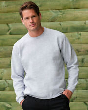 Cotton Patternless Fitted Long Sleeve T-Shirts for Men