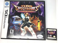Spectrobes Beyond The Portals Nintendo DS Game Complete Tested Very Rare