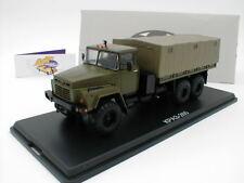 """Start Scale Models SSM1323 - KRAZ-260 Militär-LKW in """" oliv grün """" 1:43 NEU"""