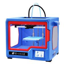 X-one2, QIDI TECHNOLOGY 3D Printer: 3.5 inch Touch Screen