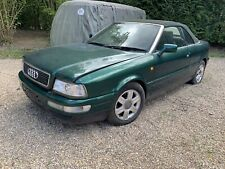 AUDI 80 B4 CABRIOLET 1.8 5V 20v FINAL EDITION PETROL BREAKING SPARES ALL PARTS