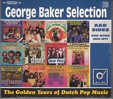 George Baker selection golden years of Dutch pop music, 2cd 46 tracks 69-77